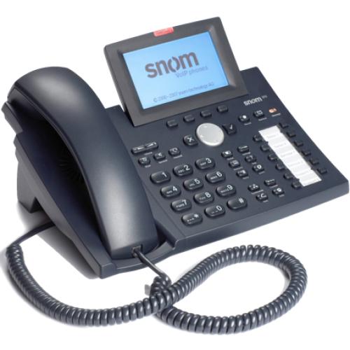 Snom 370 Telephone